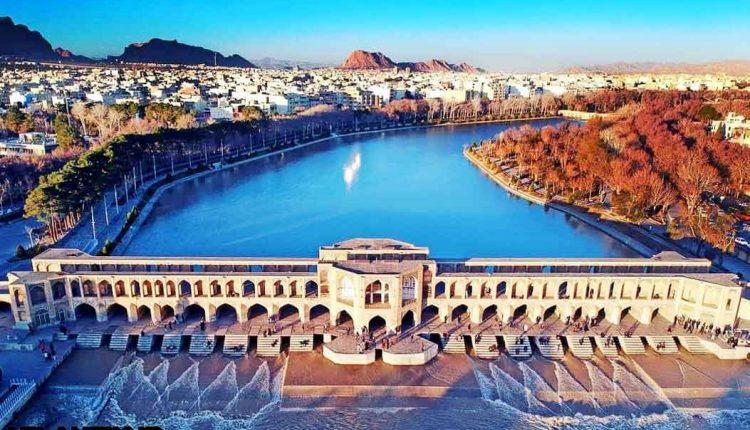 زاینده-رود-شهر-اصفهان