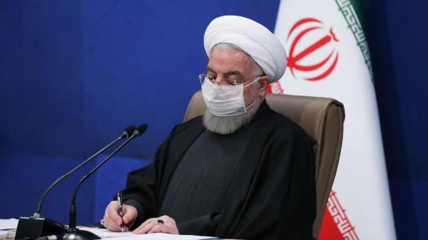 دکتر روحانی درگذشت مادر شهیدان ضعیفتن را تسلیت گفت