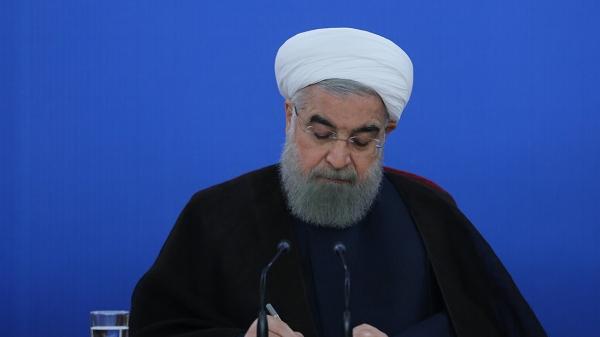 دکتر روحانی رحلت آیت الله سید محمد حسینی کاشانی را تسلیت گفت