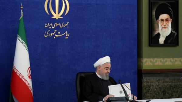 دکتر روحانی فرارسیدن روز ملی سوریه را تبریک گفت