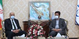 مرزهای ایران و عراق باید در خدمت رفاه دو ملت باشد