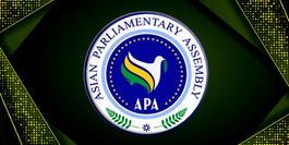 برگزاری نشست مجازی کمیته دائمی امور اقتصادی و توسعه پایدار APA با حضور ۲۰ کشور