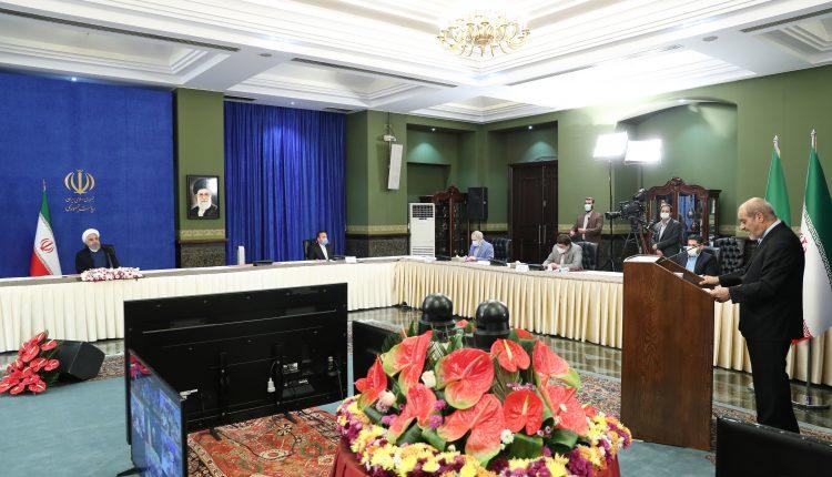 بهره برداری از ۹۴ طرح عمرانی و تولیدی سازمان مناطق آزاد و ویژه اقتصادی کشور با فرمان رئیس جمهور آغاز شد