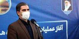 بوستان بزرگ اردیبهشت افتتاح میشود