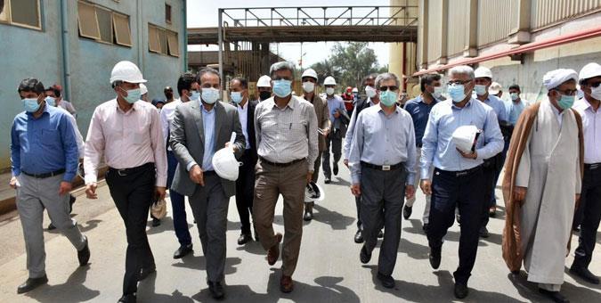 در دومین روز بازدید میدانی کمیسیون انرژی از نیروگاهها و پالایشگاههای استان هرمزگان چه گذشت؟/ نیروهای عملیاتی وزارت نفت در شرایط بسیار سخت کاری به سر میبرند
