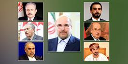 رایزنی قالیباف و روسای مجالس ۶ کشور در باره جنایت صهیونیستها در غزه/ رئیس مجلس: مردم و مقاومت فلسطین پاسخی قاطع به رفتار سفاکانه صهیونیستها میدهند