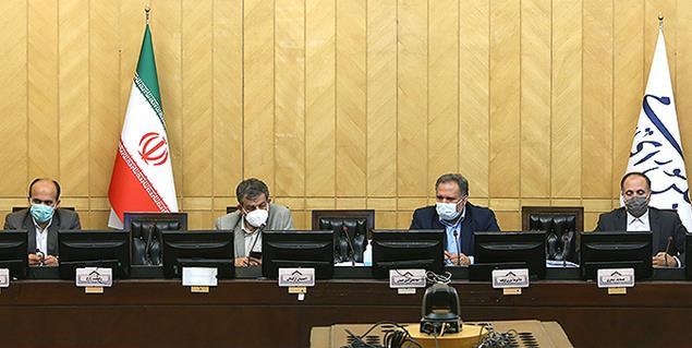 نشست کمیسیون ویژه جهش و رونق تولید و نظارت بر اصل ۴۴ قانون اساسی