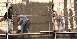 کارگران ساختمانی فاقد بیمه بعد از مصدومیت فریادرسی ندارند