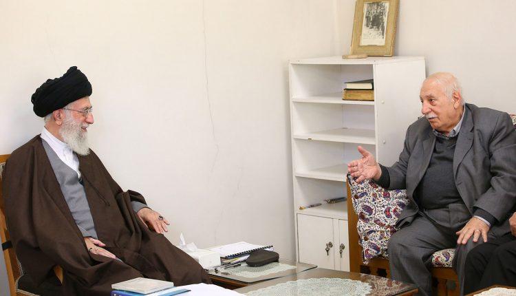 پیام تسلیت در پی درگذشت آقای احمد جبریل